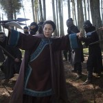 'Crouching Tiger' Brings Michelle Yeoh Back: Brava!