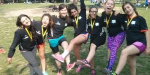 Palestinian, Israeli Girls Run Together Through Tense Times