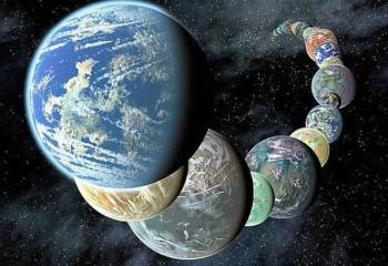 Evrende Yalnız Olup Olmadığımızı Sorgulatarak Aklımızı Başımızdan Alan 20 Madde