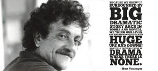 Ülkesi olmayan yazar Kurt Vonnegut 11 madde