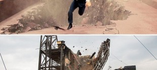 16 Special Effects Behind James Bond Movies Revealed