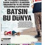 Gündeme Kapak Olmuş 2015'in En İyi 28 Manşeti ve Kapağı