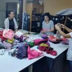 """İhtiyaç Sahipleri İçin Bir Araya Gelen Birkaç Elden, Sıcacık Bir Proje: """"Birleşmiş Eller"""""""