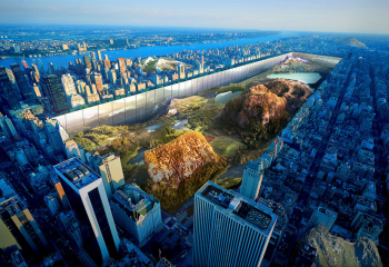 This Sidescraper Around The Central Park Will Be The Next Big Thing, Wonderful!