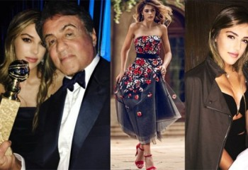 Stallone's Daughters Are Hollywood's New Dazzling Stars