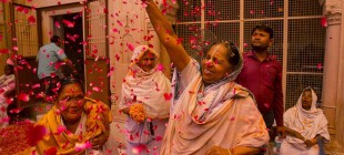 Breaking A 400-Year-Old Tradition, Widows of Vrindavan Change The Way World Sees Holi