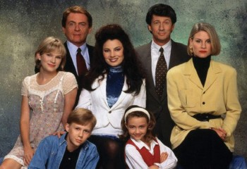 'The Nanny' Cast Reunites And The Pictures Will Make You Go Wild