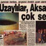 'Uzaylılar Gerçek Mi?' Diye Sordurtan 13 Sıra Dışı Olay