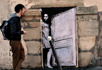 Şehirle Etkileşime Giren 3 Boyutlu Sokak Sanatı Çalışmaları