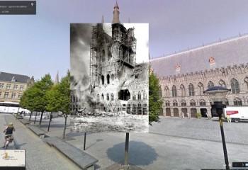 Google Maps Üzerinde I. Dünya Savaşı'ndan 16 Yaşanmış An