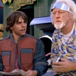 Geleceğe Dönüş ve Star Wars Aynı Film Olsa Ortaya Çıkacak 10 Galaksiler Ötesi Film Sahnesi