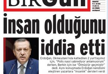 22 Örnekle Manşetlerin Efendisi Birgün Gazetesi