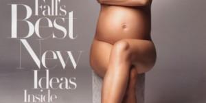 Hamileyken Çıplak Fotoğrafı Yayınlanan 7 Ünlü