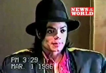 Michael Jackson's 1996 Footage Revealed, Shocking!