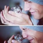 Kedi Seven Erkeklerin Bir Dünya Harikası Olduğunun 15 Kanıtı