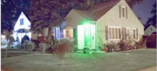 If You See Green Light At The Front Door Of A House, You Need To Know This!
