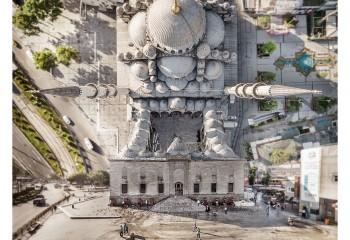 İstanbul'a Inception Kafası Yaşatan Türk Fotoğrafçıdan 12 Baş Döndürücü Çalışma