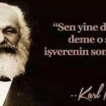 Karl Marx'dan Ali Koç'a Tavsiye Niyetinde 12 Caps