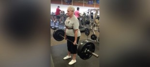 78-Year-Old Grandma Can Deadlift 225 Pounds