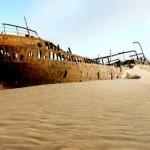 Korkutucu Olduğu Kadar Etkileyici 14 Kareyle İskelet Sahili