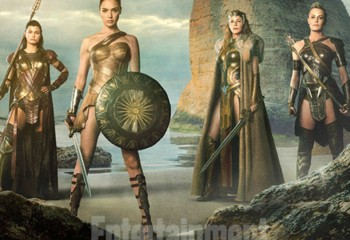 The First Look Of Disney's Wonder Woman Is Out And It's Just Awesome