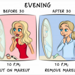 These Before And After 30 Illustrations Are So Spot-On That Every Woman Can Vouch For It