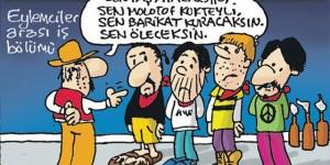 Salih Memecan'ın Gündeme Dair En Zeka Dolu 25 Karikatürü