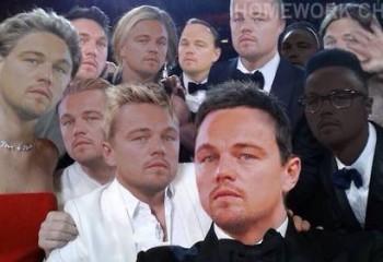 Bir Türlü Oscar Alamayan Adam Leonardo DiCaprio İçin Yapılmış En Komik 16 Paylaşım