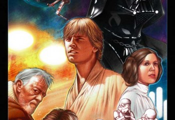 En İyi 25 Star Wars İllüstrasyonu
