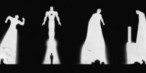 Tek Görselde Süper Kahramanların Dünü ve Bugünü