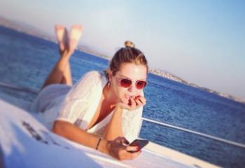 Özge Ulusoy'dan Demet Evgar'a Ünlülerin Instagram Hesapları
