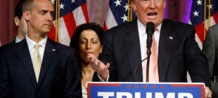Donald Trump's Aide Caught On Camera Assaulting A Female Reporter
